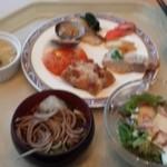 Top of KUSHIRO - 夕食バイキングゥ~