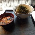 波留乃屋 - 鶏そば並650円