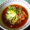 サロベツカントリークラブ - 料理写真:冷麺