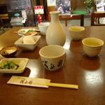 Izushisarasobamohei - 出石皿そば定番3点セット!