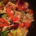 はんぞう - 豆腐サラダ