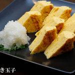 梅蔵 - だし巻き玉子 780円