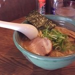 麺処 三鈷峰 - ラーメン(700円)