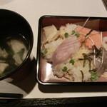 アサヒマチシキアン - ちらし寿司