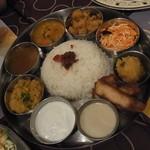 南インド ティファン&レストラン ムット - ゴールデンベジミールス