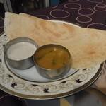 南インド ティファン&レストラン ムット - プレーンドーサ