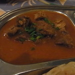 南インド ティファン&レストラン ムット - マトンカレー