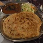 南インド ティファン&レストラン ムット - パロタセット