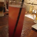 地酒喝采 かも蔵 - ミックスベリー梅酒