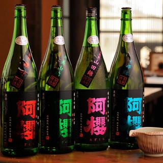 美味しい料理を引き立てる日本酒