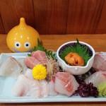 和食かたおか - 魚好きにはたまりません