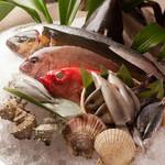 結 - 厳選した新鮮素材のお料理の数々をお楽しみ下さい。