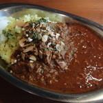 ラクダカレー - 辛口キーマカリー!(鶏肉だよ~)