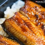 穂づみ - 料理写真:特選うな重