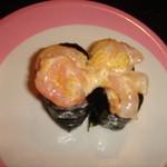 長次郎   - 6月「海老サラダ」