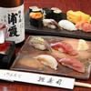 仙川 鯉寿司 - 料理写真:【鯉寿司】のこだわりの味が凝縮された『特上寿司 一人前』