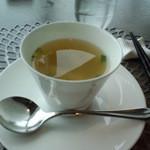 19885588 - ランチのスープ