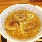 喜多山 - 塩拉麺@550