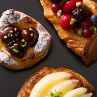 ピエール・ガニェール パン・エ・ガトー - 果物をふんだんに使ったデニッシュ