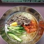 Nishiguchiudon - 鶴橋冷麺 390円