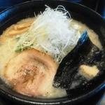 ちゃん亭 - 濃厚豚骨濃厚極塩