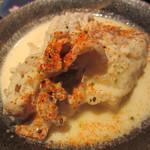 ナオライ - 豚肉と大根の味噌クリーム煮