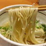 伊佐夫 - 鯛そばTEN麺 麺