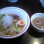 '09・08・04 アンチョビつけ麺