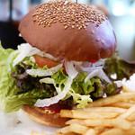 アルコイリス - アメリカン Style Big バーガー