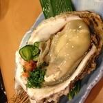 大江戸寿司 - 岩牡蠣