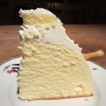 ぺしゃわーる - チーズケーキ