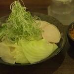 ばくだん屋 - 広島つけ麺