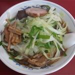 大連 - 野菜ラーメン ¥700