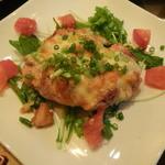 ビアド  - 若鶏のみそチーズ焼き