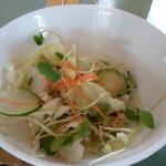 ふる里 - サラダは添え物でなく、きちんとしたものだ!