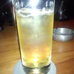 19896956 - バーボンのソーダ割
