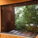 19897491 - 鴨川側の窓