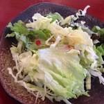 中国めしや 竹竹 - 撮り放題サラダ
