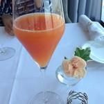 ラ・ソラシド フードリレーションレストラン - スカイツリーの景色を眺めながらちょっと一杯