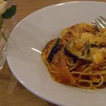 199863 - ナスとモッツアレラチーズのトマトソース