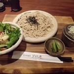 信州酒房 蓼科庵 - ミニ丼セット890円