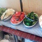 遊季亭 - サラダコーナー