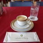 オークラカフェ&レストラン メディコ - エスプレッソ