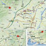のんび荘 - 地図 のんび茶屋(のんび荘 長野県飯田市)食彩賓館作成