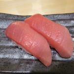 あっぱれ寿司 - 最も良かった中トロ