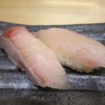 あっぱれ寿司 - カンパチ