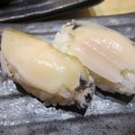 あっぱれ寿司 - アワビ