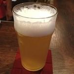 ONZE - 日向夏ビール  蒸し暑い今夜にピッタリ^ ^