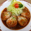 シュクラン - 料理写真:ロシアンカツ (デミソース)
