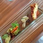 イタリア料理 La sette - 前菜